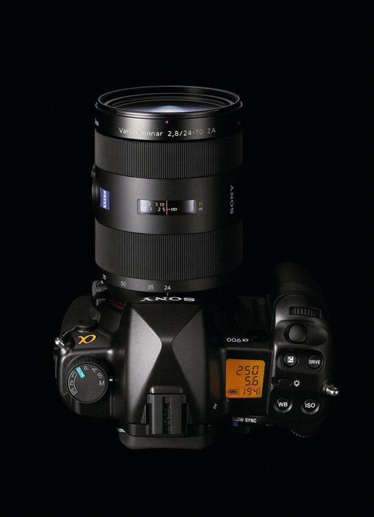 Boitier Sony Alpha 900