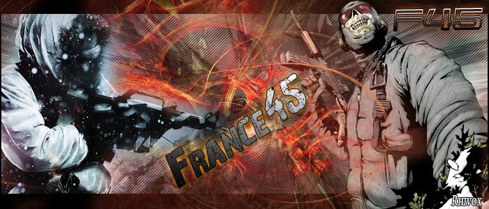 la team f45. Index du Forum