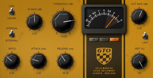 De La Mancha GTO VST 1.0, vst plugins de la mancha, VST, De La Mancha