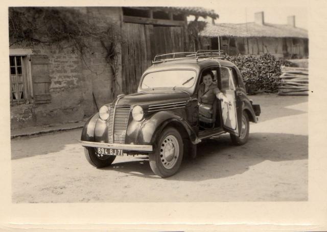 juvaquatre bfk4 en 1954
