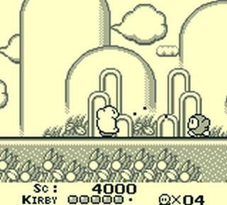 Kirby's Dreamland [Game boy] Kdl_gg-126005a