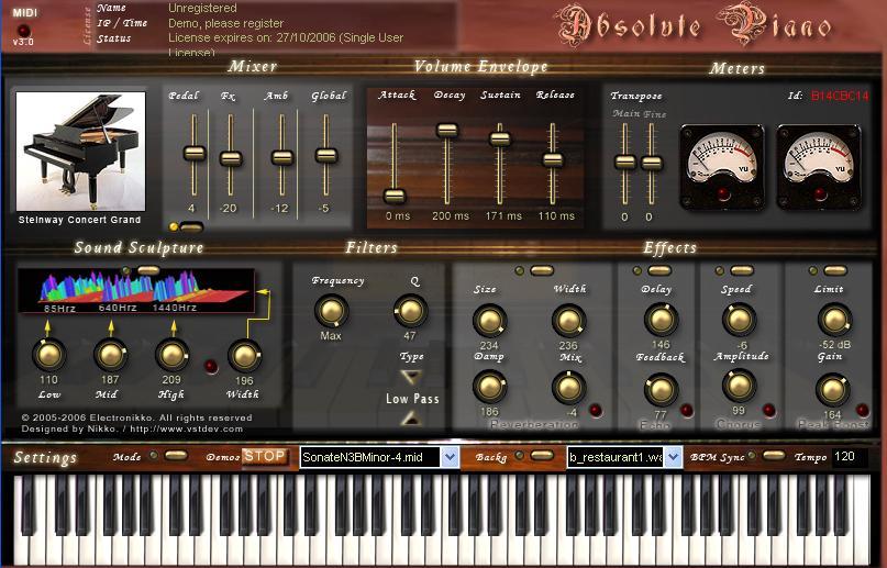 Absolute Piano Steinway VSTi Standalone v4.4, VSTi, Steinway, Standalone, Magesy.be