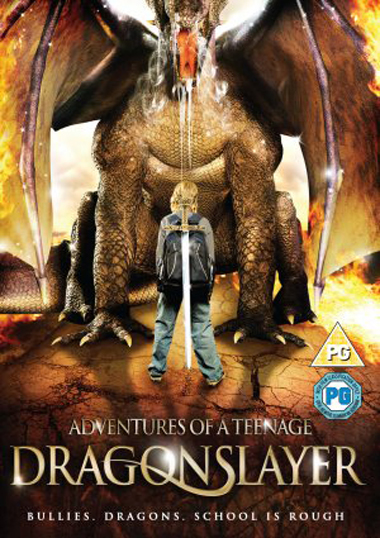Poster de Adventures of a Teenage Dragonslayer