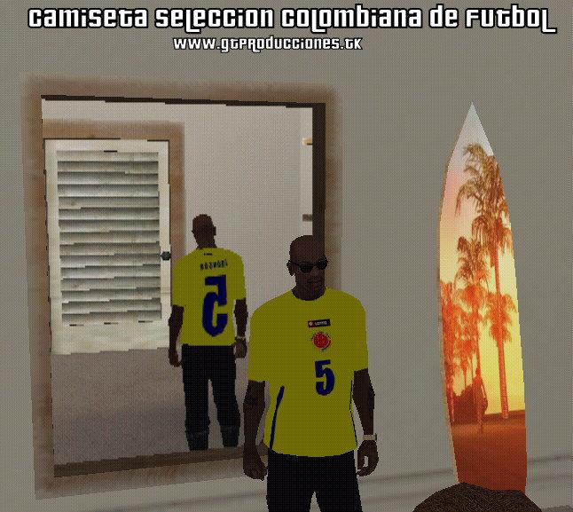 Trucos de gta san andreas y algunos mods colombianos