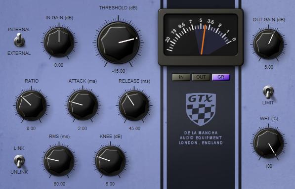 De La Mancha GTX VST 1.0, vst plugins de la mancha, VST, De La Mancha