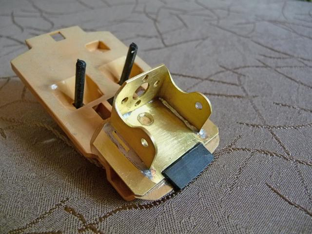 Mini Cooper  Scalextric (Power and Glory) P1020911-1--1c8c985