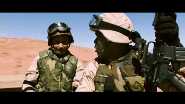 Les Soldats Du Desert French DVDRip preview 1