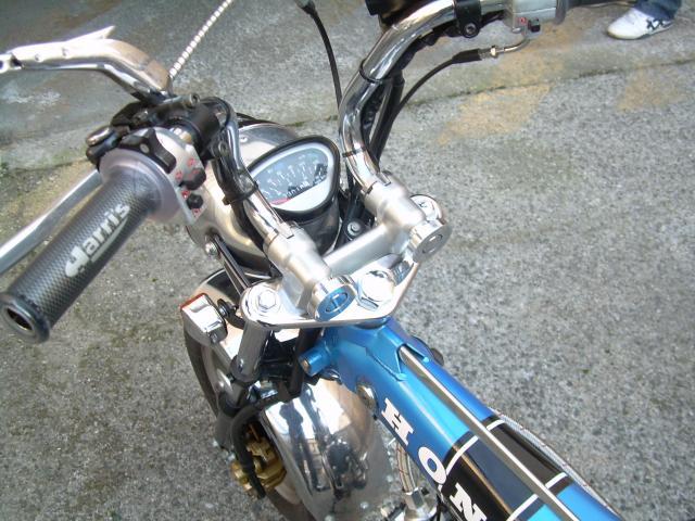 Minibike la passion des mini4temps honda dax monkey for Garage tuning marseille
