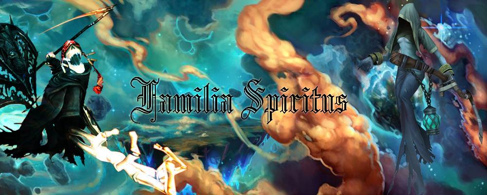 Familia Spiritus Index du Forum
