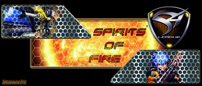 spirits of fire Index du Forum